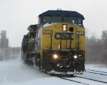 Q326 heads east to Detroit
